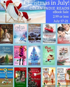 CIR xmas in july all books