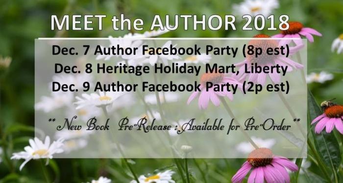 Author Dates for FB 3